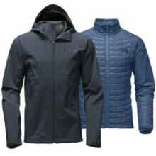 4379d75ade THE NORTH FACE ThermoBall Triclimate Hoodie férfi kabát