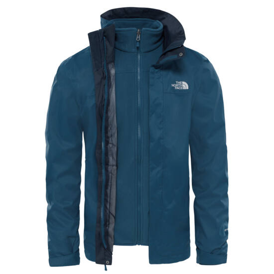 THE NORTH FACE Evolve II Triclimate 3in1 férfi kabát