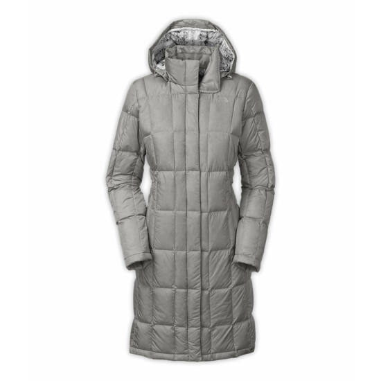 THE NORTH FACE Metropolis Parka női pehelykabát