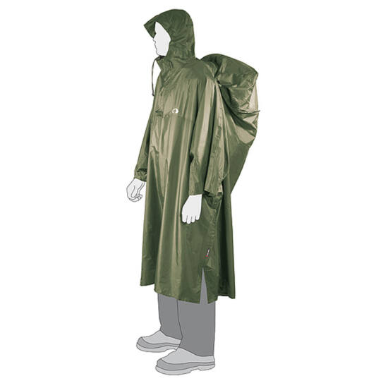 TATONKA Cape Men XL Poncsó