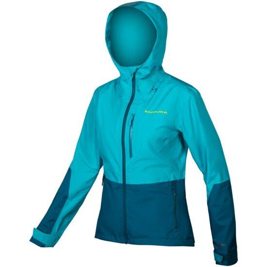 ENDURA SingleTrack WP női kerékpáros kabát