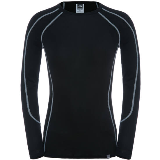 THE NORTH FACE Light Crew Neck női hosszú ujjú aláöltözet