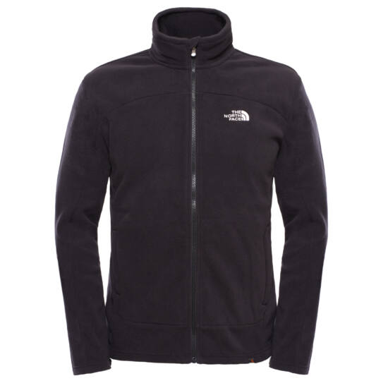 THE NORTH FACE 100 Glacier Full Zip polárfelső