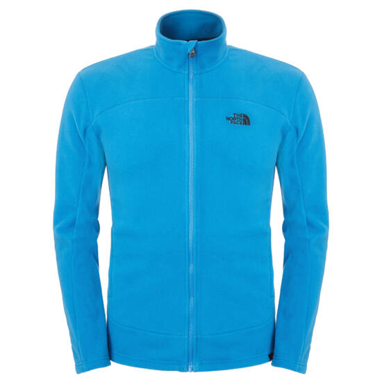 THE NORTH FACE 100 Glacier Full Zip férfi polár