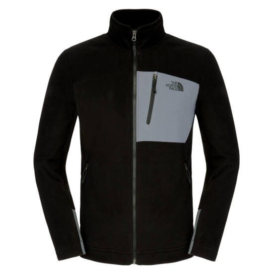 THE NORTH FACE Chimborazo Pro Full Zip férfi polár kabát