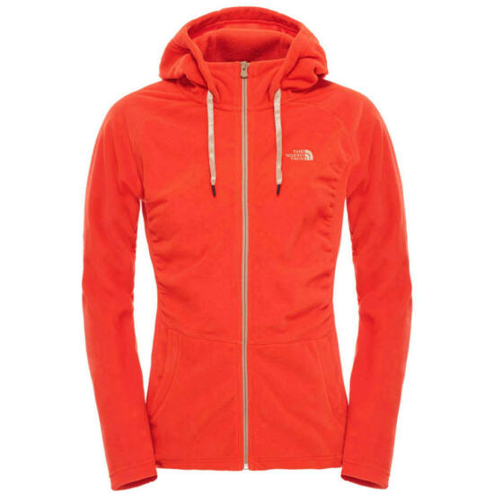 THE NORTH FACE Mezzaluna Full Zip női polár kabát