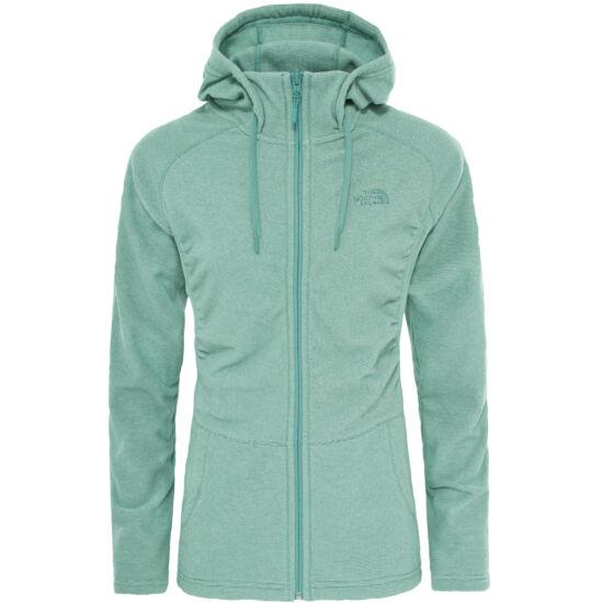 THE NORTH FACE Mezzaluna Full Zip Hoodie női polár kabát