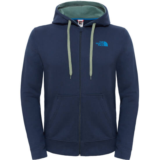 THE NORTH FACE Open Gate Full Zip Hoodie férfi pulóver