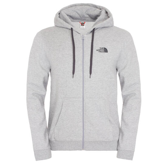 THE NORTH FACE Open Gate Full Zip Hoodie Light férfi pulóver