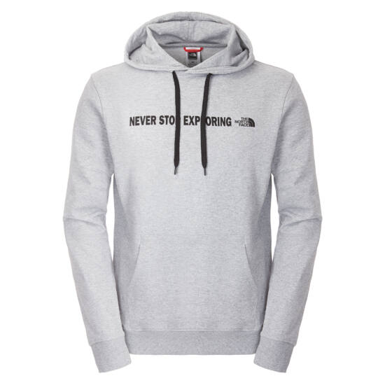 THE NORTH FACE Open Gate Hoodie Light férfi pulóver