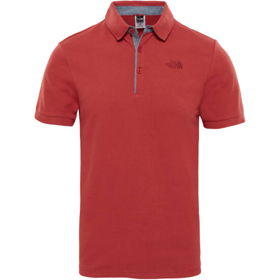 THE NORTH FACE Premium Polo Pique férfi póló