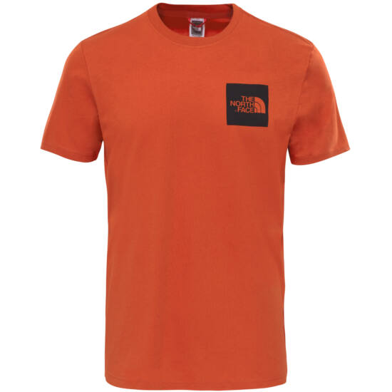 THE NORTH FACE Fine Tee S/S férfi  póló