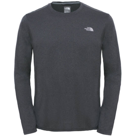 THE NORTH FACE Reaxion AMP L/S Crew férfi póló