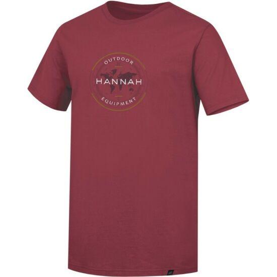 HANNAH Burch S/S férfi póló