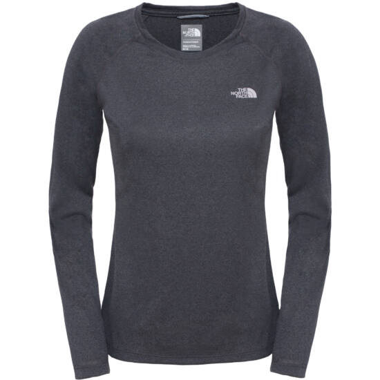 THE NORTH FACE Reaxion AMP L/S Crew női póló