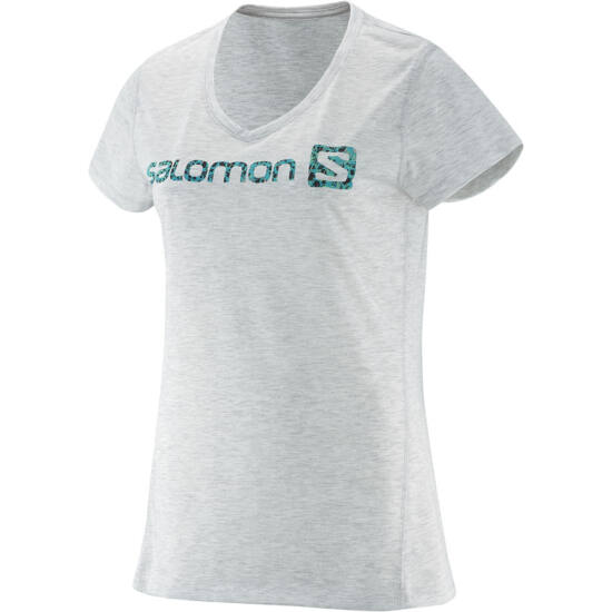SALOMON Elevate SS Tech Tee női futópóló