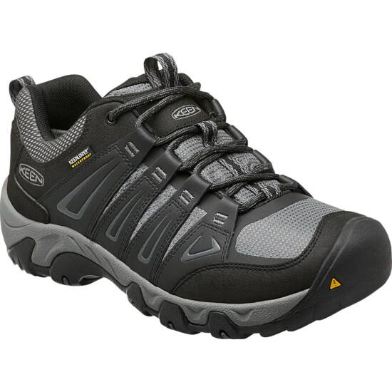 KEEN Oakridge Waterproof  túracipő