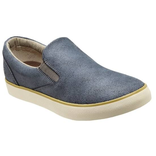 KEEN Santa Cruz Slip-On Leather utcai cipő
