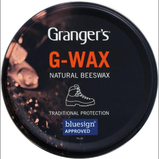 GRANGER'S G-Wax 80 g természetes méhviasz