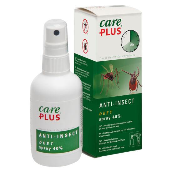 CARE PLUS Anti-insect Deet 100 ml rovarriasztó  spray