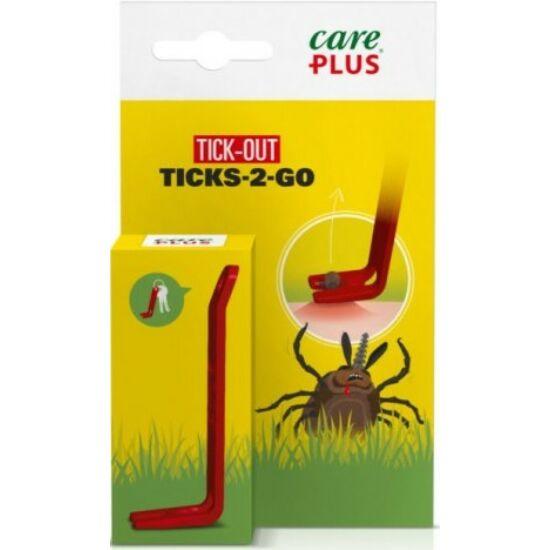 CARE PLUS Ticks-2-Go kullancs kiszedő