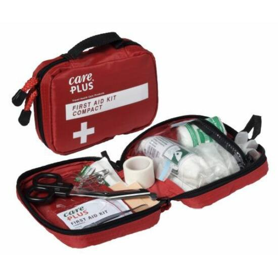 CARE PLUS First Aid Kit Compact elsősegély csomag