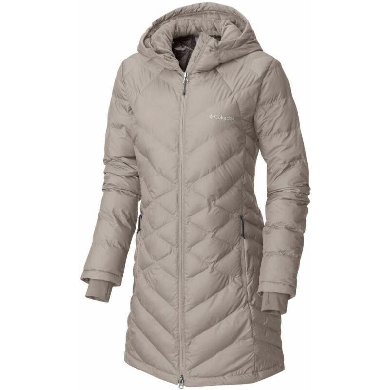 COLUMBIA Heavenly Long Hooded női télikabát - Geotrek világjárók boltja 294f203d2d