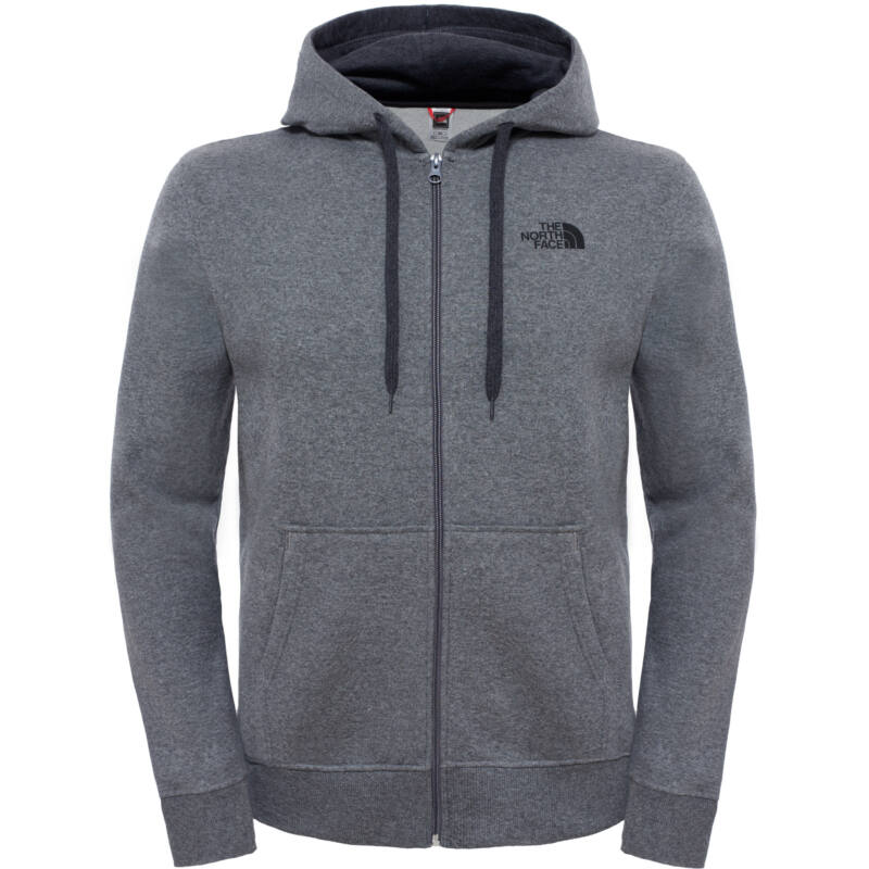 3b75c35d0a THE NORTH FACE Open Gate Full Zip Hoodie férfi pulóver - Geotrek ...