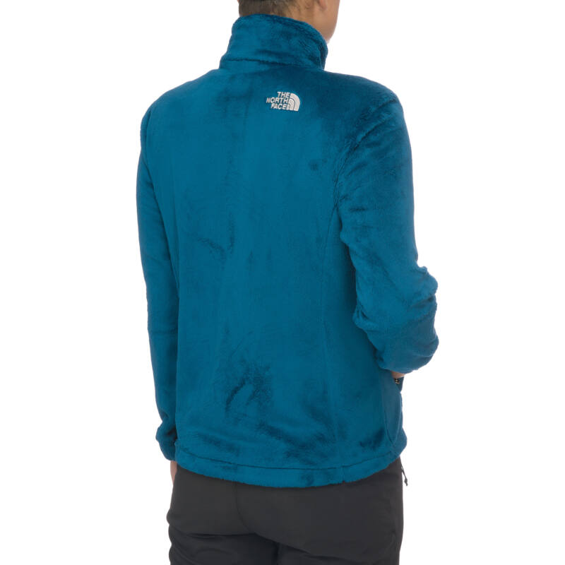 Prussian blue north face osito