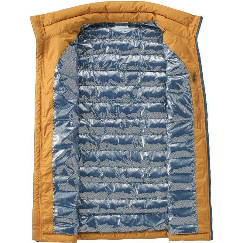 COLUMBIA Powder Lite férfi mellény - Geotrek világjárók boltja 96c5243d14